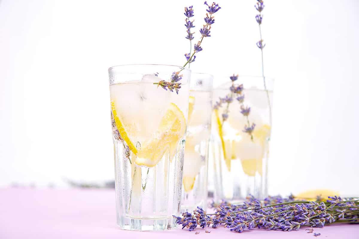 Lavendel-Limo